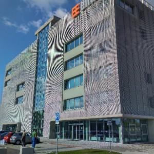 Stavební holding Enteria, Pardubice - MERKUR
