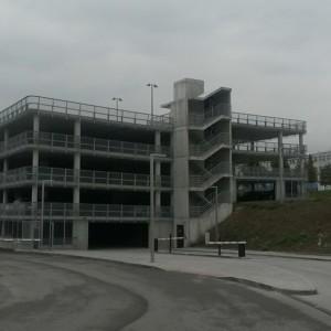 Parkovací dům, Brno