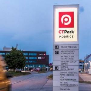 CTPark Modřice – hala IMI Norgren – LINEAR