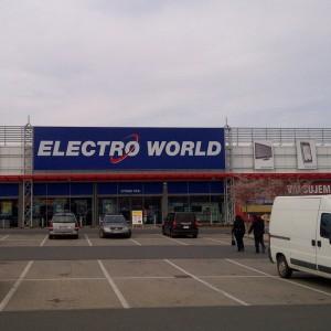 ELECTRO WORLD Zlín