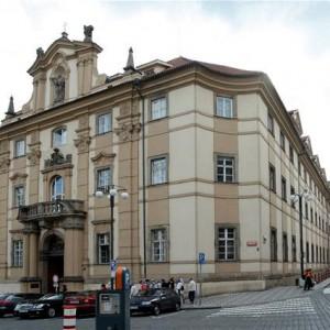 Revitalizace Klementina Praha 1