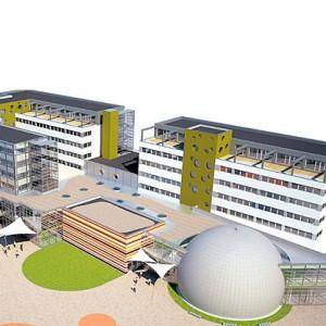 Vzdělávací komplex FEKT VUT Brno, Technická 12