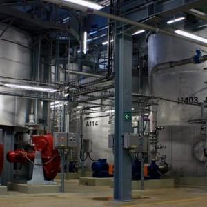 DIAMO - Neutralizační a dekontaminační stanice NDS 10