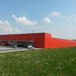 Prajsner Josef, Supermarket-Haus Spezi, Třebíč