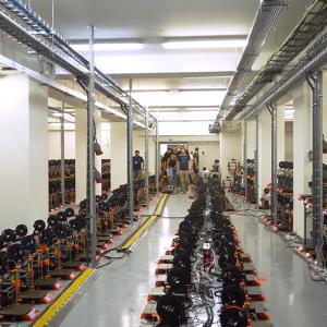 Prusa 3D tiskárny – zápis do Guinessovy knihy rekordů – MERKUR 2